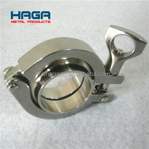Stainless Steel Heavy Duty Double Pin Clamp 13MHHM