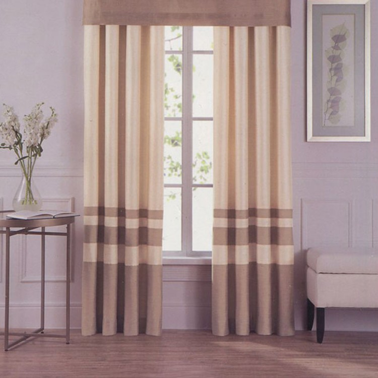 Make-to-order Non-toxic Thermal Blackout waterproof window curtain