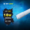 new products 4 foot led digital young tube 18w t8 led red tube xxx flexible led tube