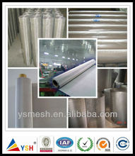 Hebei Factory Top Sale 304 Stainless Steel Wire Mesh Stainless Steel Window Screen Mesh