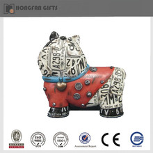 2015 modern resin home decorative cat
