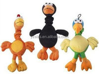 Plush Pet Toy Birds Dog Toy