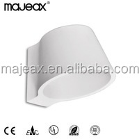 2015 moder design European style Plaster Recessed GU9 wall lamp