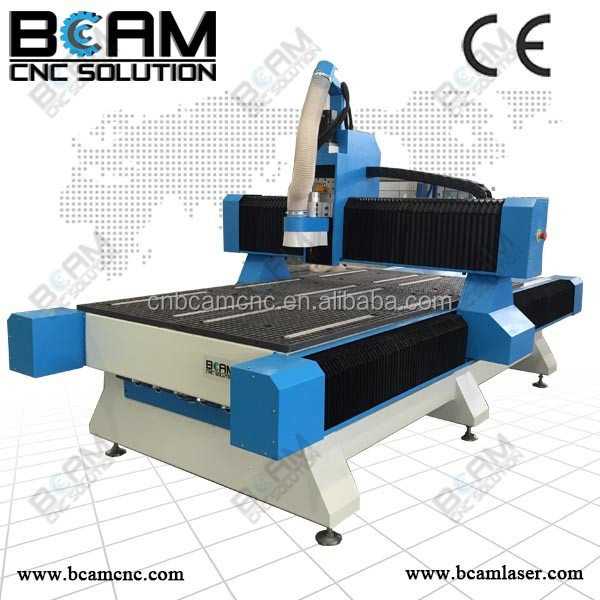6 axis cnc router cnc router cnc wood engraving/cutting machine factory support with high quality BCM1325A2