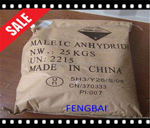 maleic anhydride briquette/flake factory price