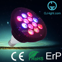 high power full spectrum plants growth 12W LED grow light