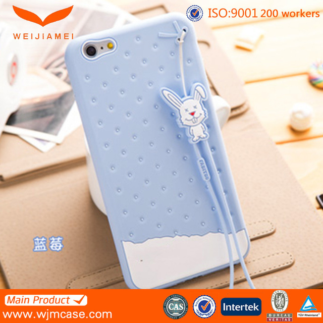 OEM Design Fashion Special Phone Case Factory Price Silicone Phone Case
