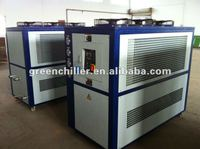 HOT:1P 5~35C degree out tem. air cooled water chillers