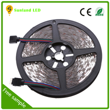 alibaba express in spain led strip 5050 rgb super high lumen battery powered led strip lights for cars