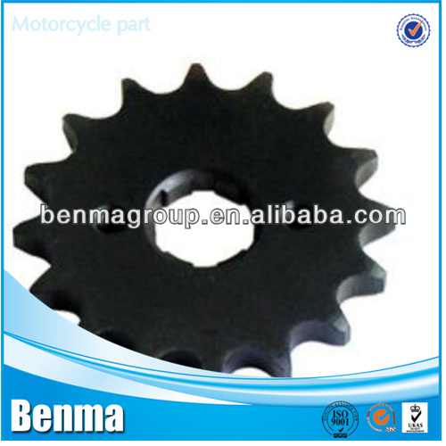 125cc 16T Sprocket, Motorcycle Sprocket 42T, Professional Sprocket Motorcycles Factory Sell