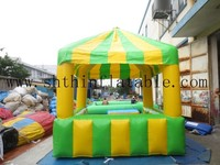 high quality customized inflatable tent for advertisement