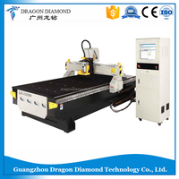 Furniture New Manufacturing Machinery CNC 3D woodworking engraving cutting machine LZ-1325D CNC Router