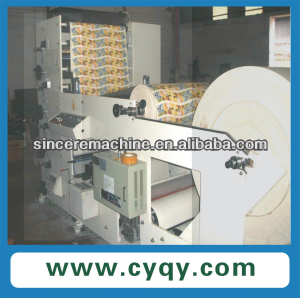 offset printing machine roll paper with best after service
