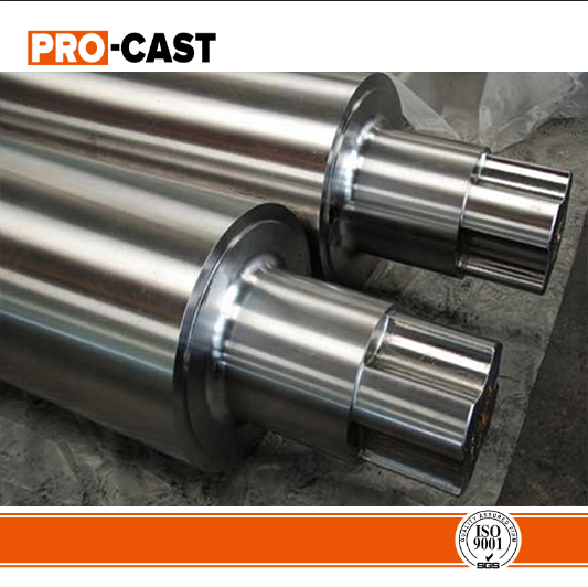 new import alloy chilled cast iron roll