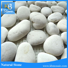 2016 KB STONE China Cobble stone on mesh