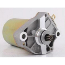 12V,200W,9-Spline Shaft,CCW Rotation Motorcycle Starter Motor