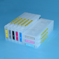 For epson ink cartridges refill ink cartrdige 7800 9800 printer refill ink cartridge