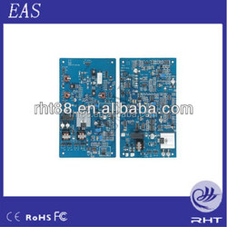 EAS dual board dark blue TX+RX board for 8.2Mhz antenna