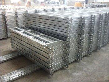 Aluminium Scaffold Plank Steel Scaffolding Walk Boards