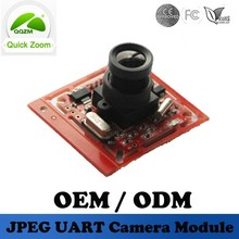 Security Camera 640*480 Digital Output Sensor Serial Camera Module