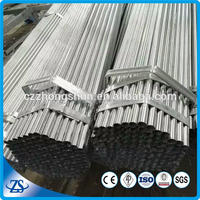 "nps 24"""" sch80 carbon Hot rolled ASTM A 53 galvanized steel pipe"