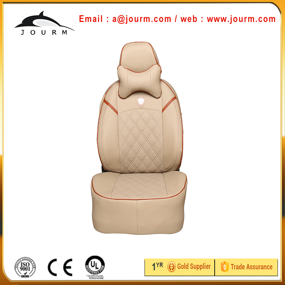Waterproof unique size pu leather car seat covers fabric cover car seat