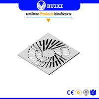 HVAC Swirling Air Diffuser Supply Air Conditioning Diffuser