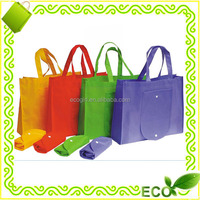 factory offer 2016 new design cheap price tote shopping promotional carry wholesale eco non woven foldable bag