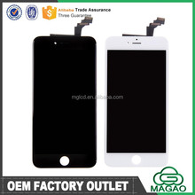"Competitive price wholesale for iphone 6 plus"" lcd and touch screen, lcd for iphone 6 plus digitizer"