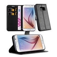 Wallet PU Leather Case Cover For Samsung galaxy S7 With Card Slot