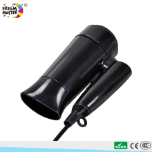 low noise 800W custom hotel home daily use outdoor travel hair dryer
