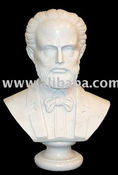 Marble statue- Piotr (Peter) Tchaikovsky