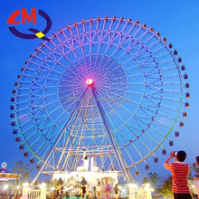 China manufacturer amusement park rides ferris wheel games of desire