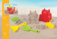 Kids toys beach series funnel sand bucket play set interesting game China wholesale