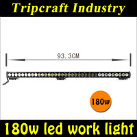 180W LED POLICE BAR LIGHT Led light bar for top of the 4x4 4wd offroad & vehicles Led driving light bars car accessories
