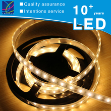Hot Sale Cuttable Warm Yellow Samsung 5500k Dc12v Dc24v 60pcs/m Smd5630 5630 Light Flexible Led Strip