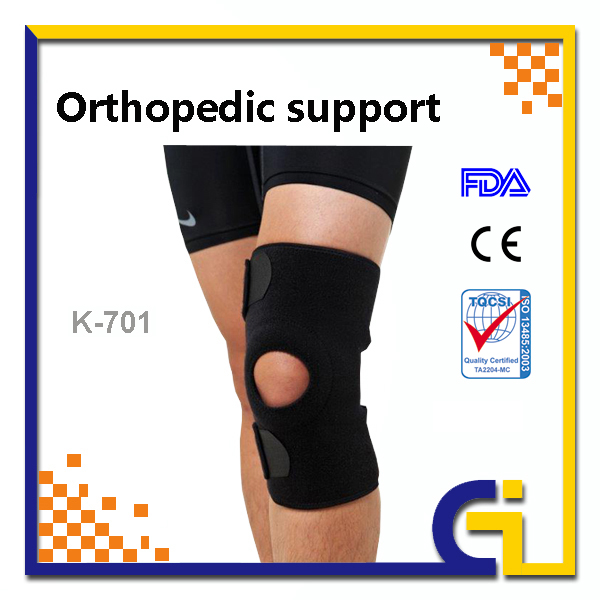 High Quality Knee Support, One Size Knee Brace, Neoprene Knee Wrap