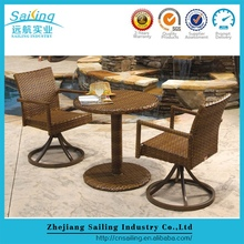 High Quality Outdoor Catalina Wintech Wicker Rattan Wicker Patio Furniture