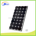 Factory direct 100w 200w 250w solar panel set camping for charging car batt