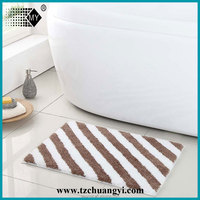 Acrylic color changing bath mat