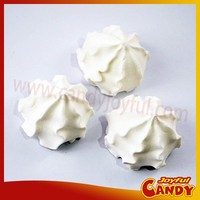 Bun marshmallow candy with filling