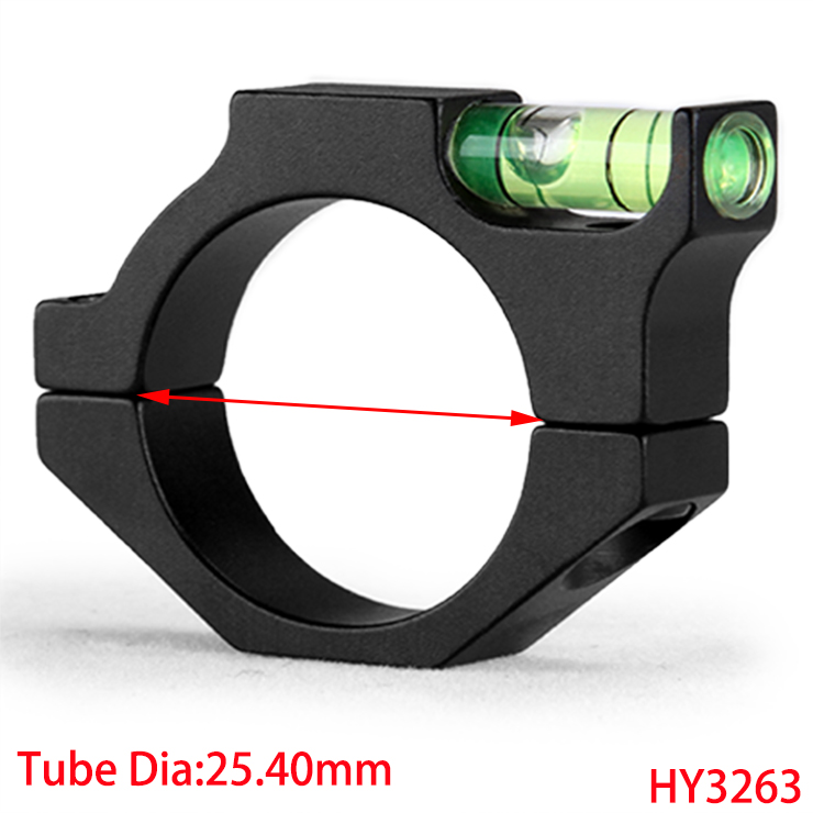 hunting accessory for riflescopes 25.4/30/35/40mm Bubble Level Anti Cant Device ACD Mount