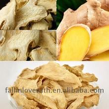 Latest freeze dried ginger food processing industries