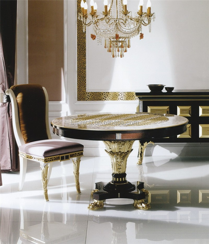 Italian Neo Classical Mini Console Table Gorgeous Gold And
