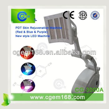 Multifunctional photon led light therapy, infrared physical therapy lamp, home use facial equipment