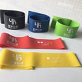 Alibabba Wholesale Resistance Different Color Latex Fitness Loop Band