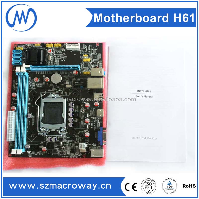 wholesale ddr3 types of computer core i3 i5 i7 supported H55 Intel motherboard 1156 lga