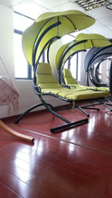 Garden furniture helicopter swing chair patio furniture