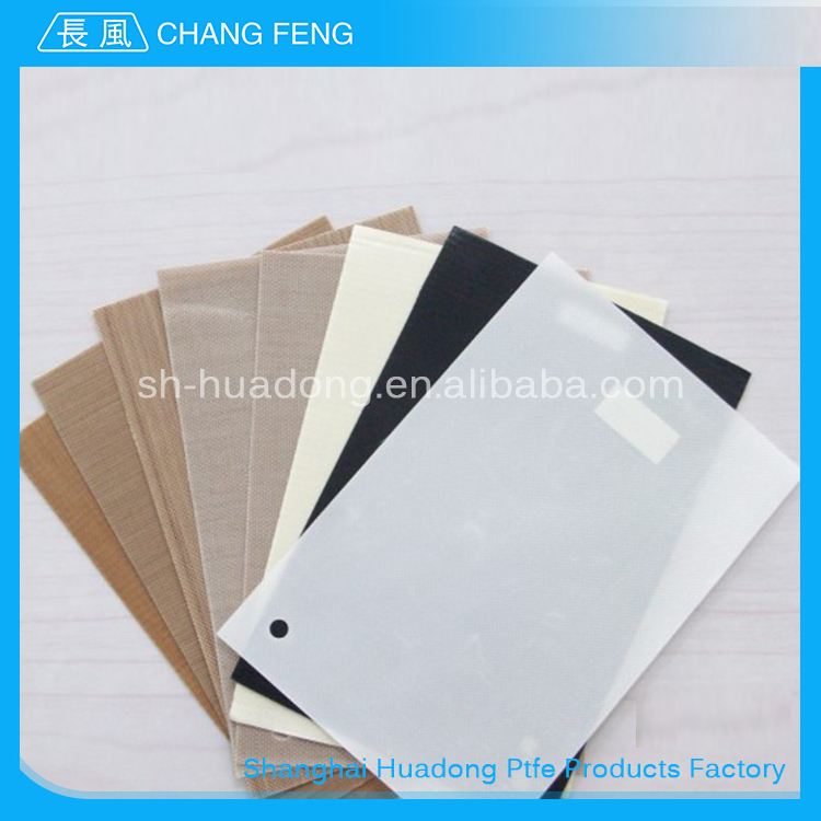 High Quality Wholesale PTFE Heat Resistant Electric Fabric And Cloth