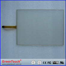 12.1 inch 4 wire resistive touch screen panel for video door phone, GPS car navigation